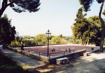 Ex Convento di S. Gregorio al Celio