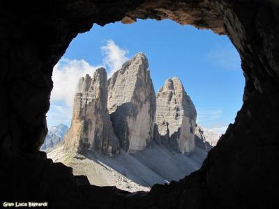 Ferrata del monte Paterno