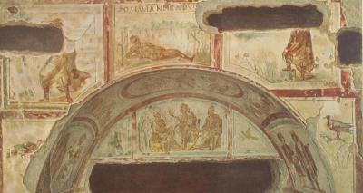 Catacombe di Ciriaca e San Lorenzo