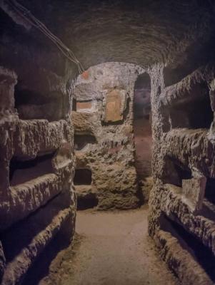 Catacomba di S.Pancrazio