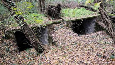 Area militare di Grotta Oscura