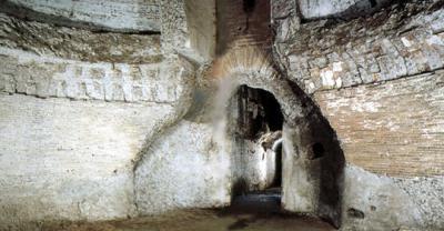 Mausoleo Monte del Grano