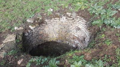 Cava della catacomba