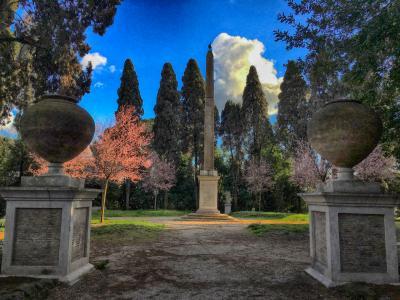 Obelisco di Villa Celimontana