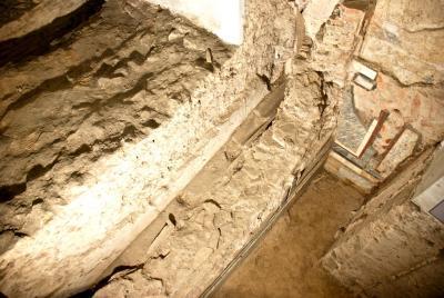 Sotterranei della Basilica di Santa Maria Maggiore