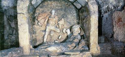 Mitreo di Santa Prisca