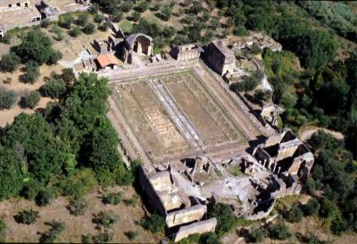 Villa Adriana - Piazza d'oro