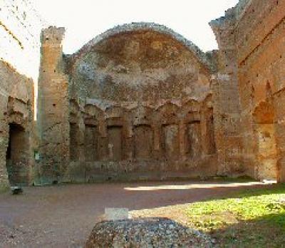 Villa Adriana - Sala dei filosofi