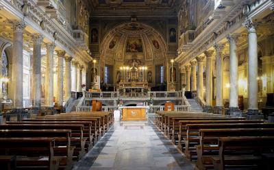 San Silvestro e San Martino ai Monti - Titolo equizio
