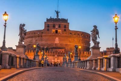 Mausoleo di Adriano - Castel S.Angelo