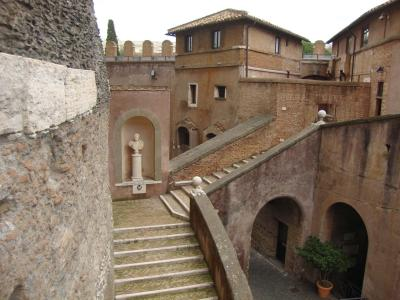 Castel S.Angelo - Mausoleo di Adriano