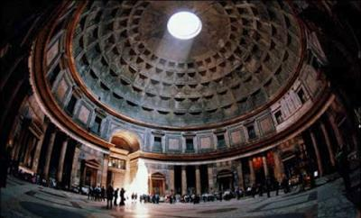 Pantheon - Arco di Luce