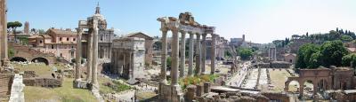 Foro Romano e Palatino