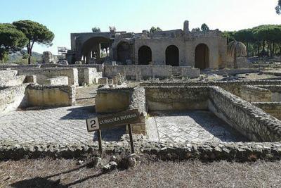 Terme Taurine o di Traiano