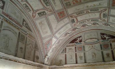 Tombe dipinte della Via Latina